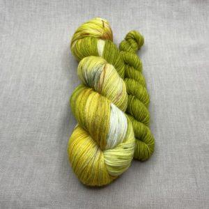 Sock Set Lemon Drop